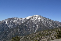 Mount Baden-Powell, California