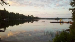Shadow Lake at Camp Endobanah
