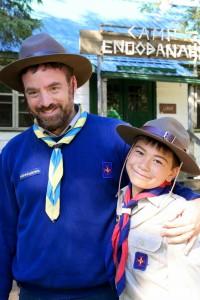 FNE Leader and Explorer, Camp Endobanah