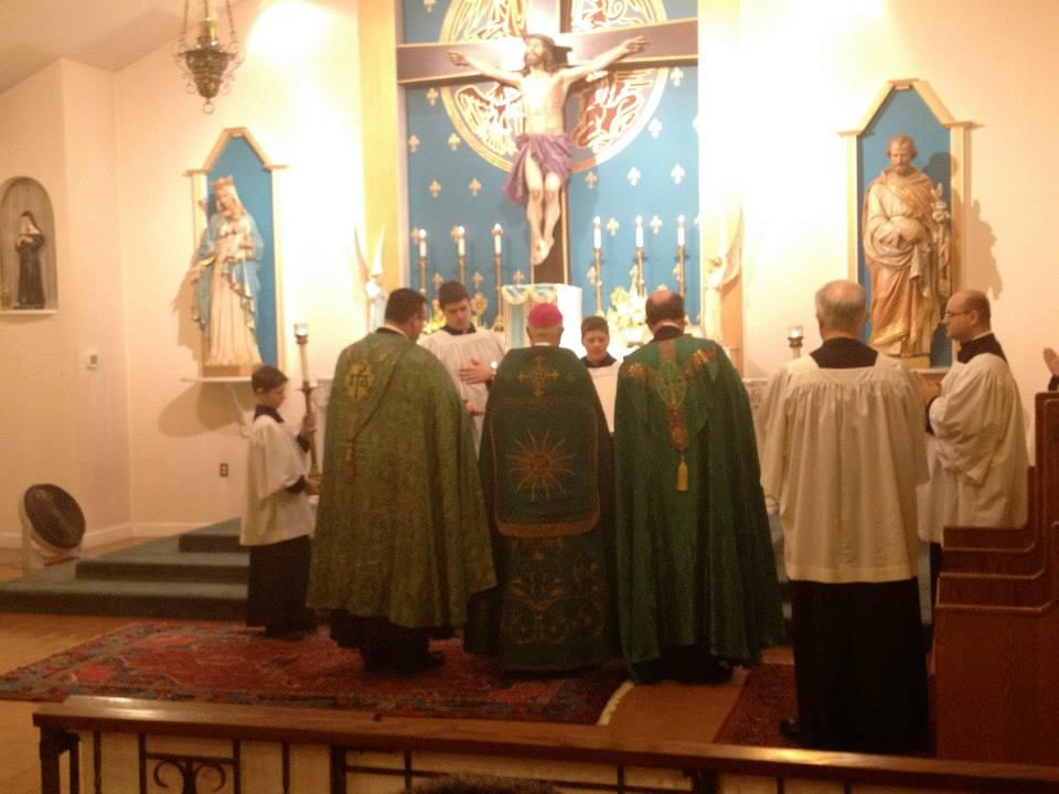 Pontifical Vespers